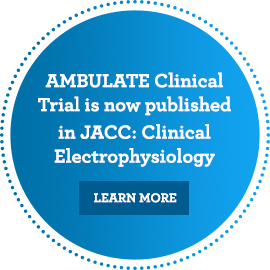 AMBULATE Trial (Natele et al) is published in JACC EP. - Learn More